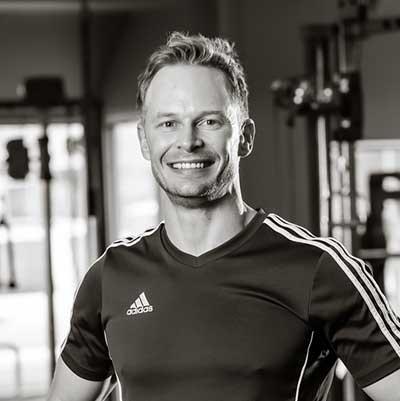 Ben Kroger Denver Personal Trainer