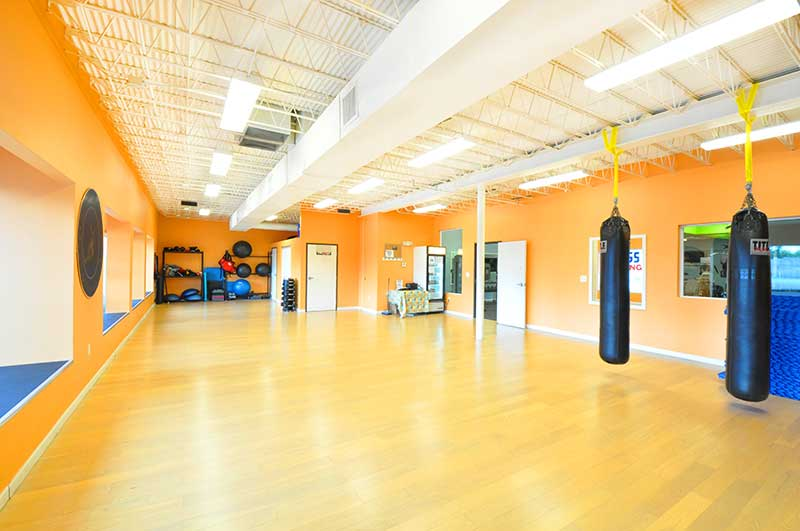 Personal Training Group Training Studio