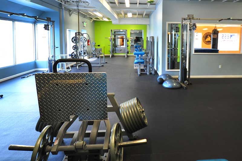 Facilities - Personal Training Denver