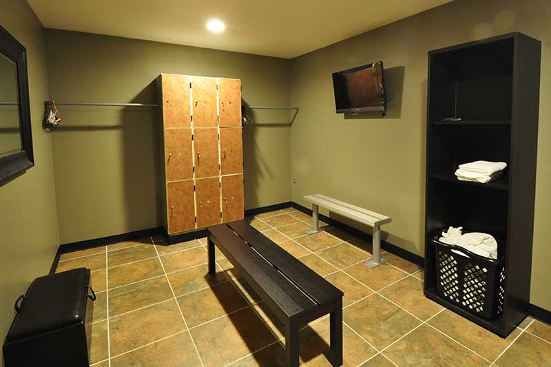 Locker Room Denver Personal Training